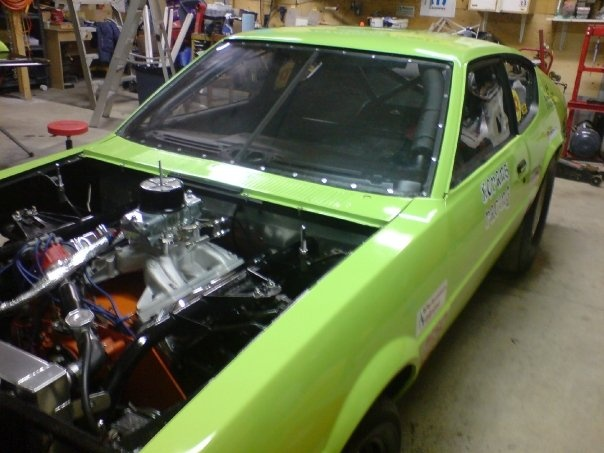 Picture of 1976 Plymouth Arrow, exterior, engine, gallery_worthy