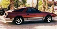1984 Dodge Daytona Overview