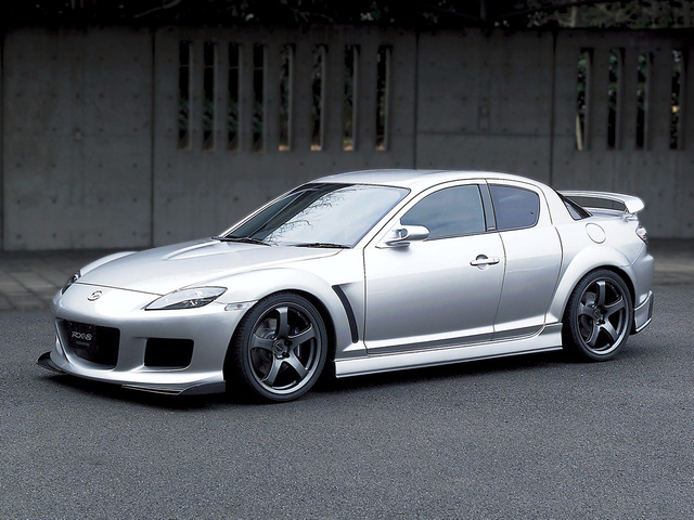 Picture of 2008 Mazda RX-8