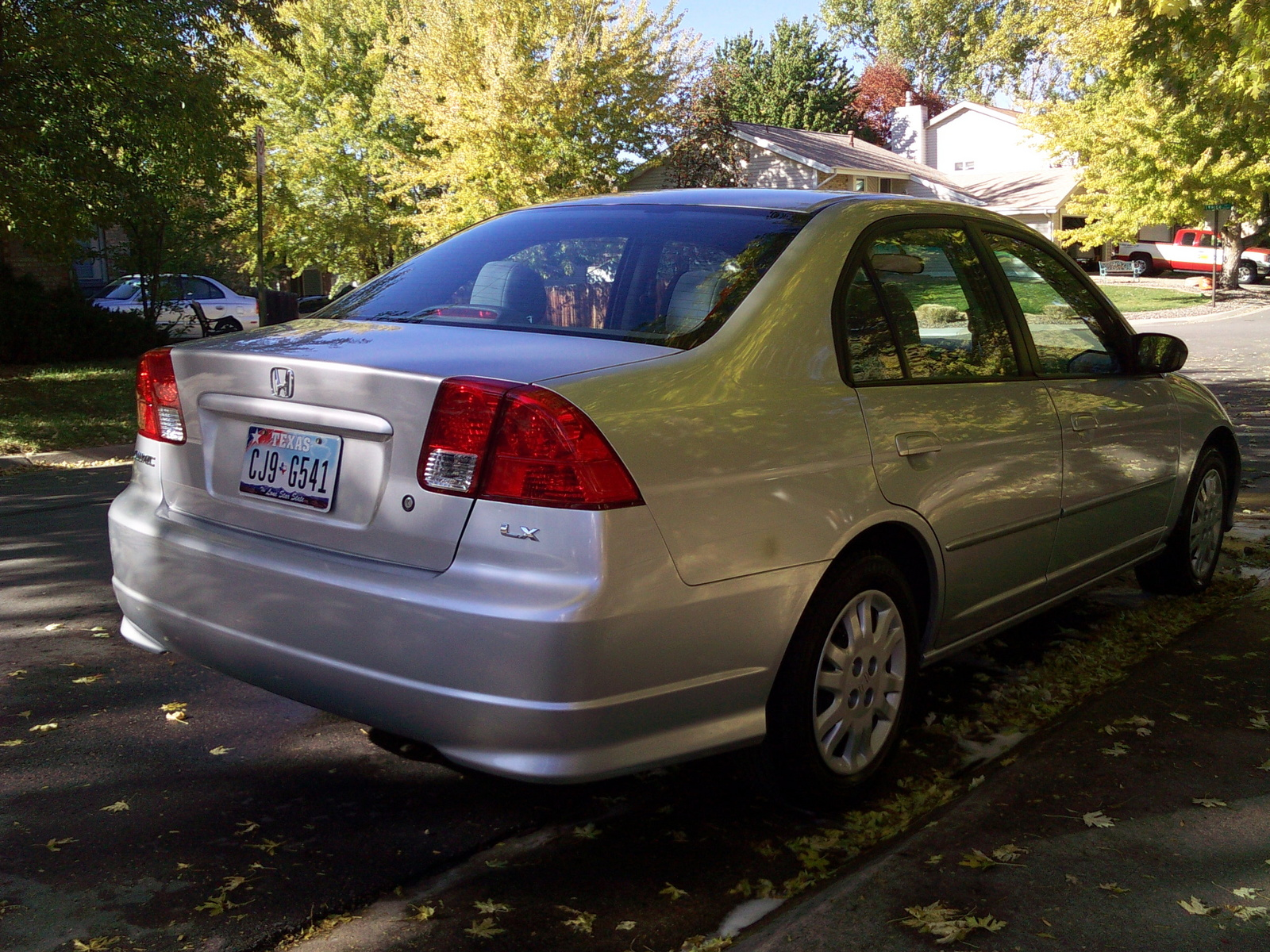 Picture Of 2005 Honda Civic Lx Exterior