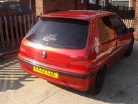 Picture of 1997 Peugeot 106, exterior