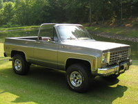 1975 Chevrolet Blazer Overview