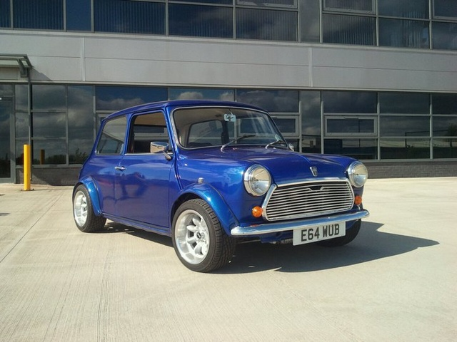 Picture of 1988 Rover Mini