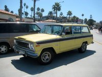 1976 Jeep Wagoneer Picture Gallery