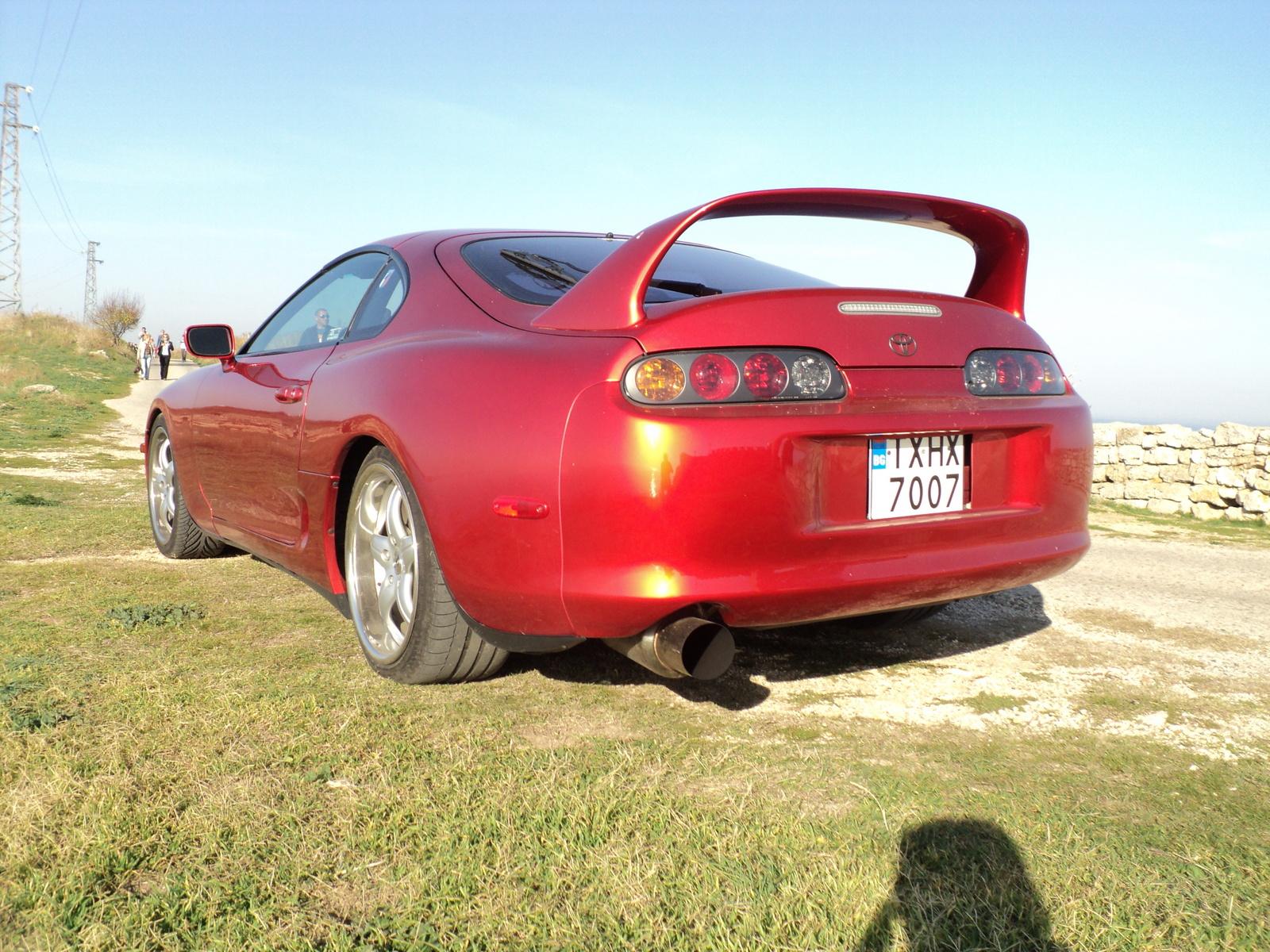 1998 Toyota Supra Pictures Cargurus