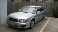 2001 Subaru Liberty Overview