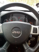 2010 Jeep Liberty Sport 4WD picture, interior