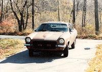 1973 Chevrolet Vega, Split bumpers, exterior
