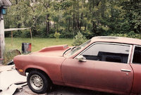 1973 Chevrolet Vega Overview