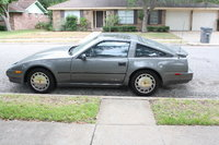 1987 Nissan 300ZX, side view, exterior