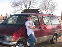 Picture of 1993 Ford Aerostar 3 Dr Eddie Bauer AWD Passenger Van Extended, exterior
