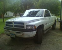 Picture of 1998 Dodge Ram 1500 4 Dr ST 4WD Extended Cab LB, exterior, gallery_worthy