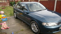 Picture of 2002 Vauxhall Vectra, exterior, gallery_worthy