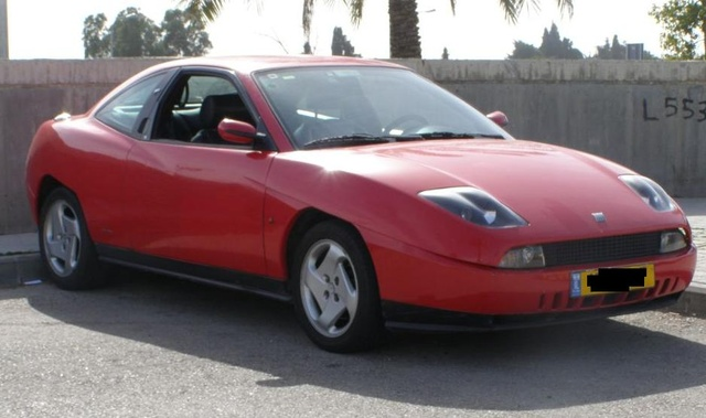 Picture of 1996 Fiat Coupe