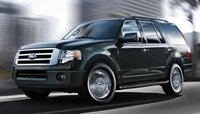 2012 Ford Expedition, Front quarter view. , manufacturer, exterior