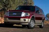 2012 Ford Expedition, Front quarter view. , exterior, manufacturer