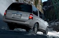 2012 Ford Expedition, Back quarter view., exterior, manufacturer