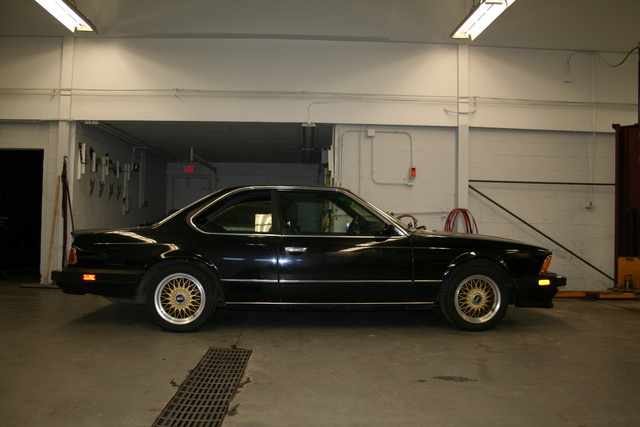 Picture of 1987 BMW 6 Series