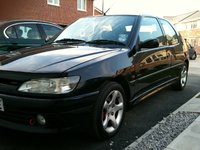 Picture of 1997 Peugeot 306, exterior