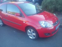 Picture of 2006 Ford Fiesta, exterior
