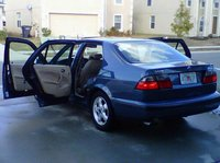 Picture of 1999 Saab 9-5 4 Dr SE V6t Turbo Sedan, exterior, interior