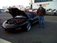 Picture of 1995 Pontiac Firebird Formula Convertible, engine