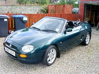 Picture of 1997 MG F, exterior, gallery_worthy