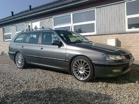 2001 Peugeot 406 Overview