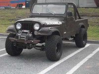 1982 Jeep CJ8 Overview