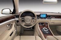 2012 Audi A8 L W12 picture, interior