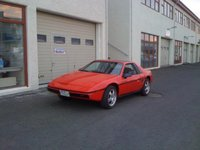 1985 Pontiac Fiero Base picture, exterior