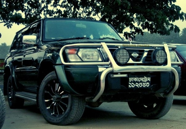 Picture of 1999 Nissan Patrol