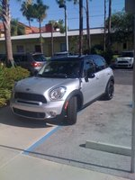 2011 MINI Countryman S picture, exterior