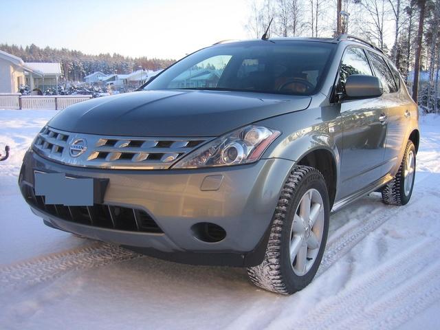 2006 Nissan Murano - Overview - CarGurus
