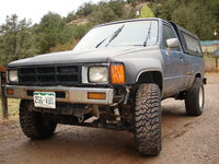 1987 Toyota Pickup Overview