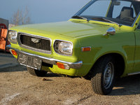 1973 Mazda 808 Overview