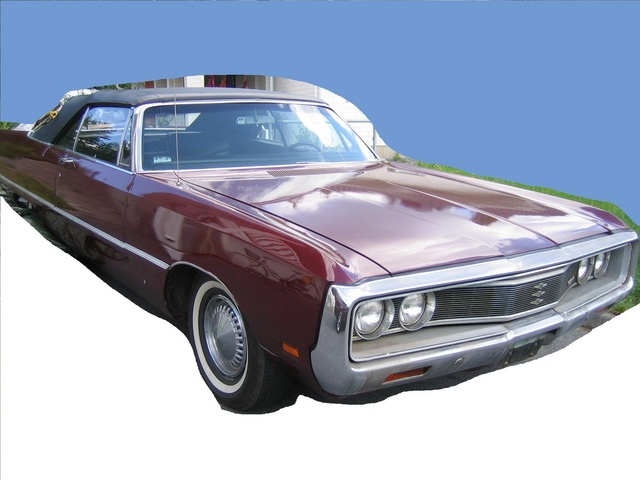 Picture of 1969 Chrysler Newport, exterior