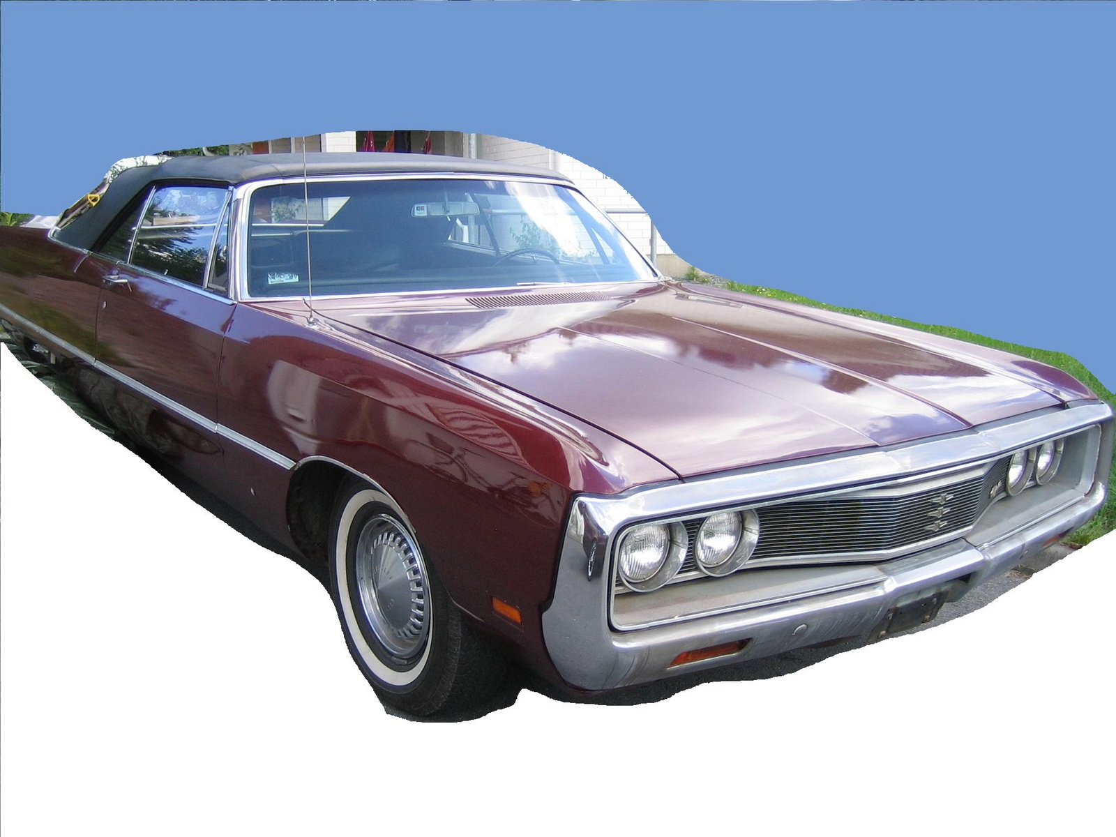 1969 Chrysler Newport picture, exterior