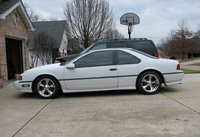 1991 Ford Thunderbird SC, 1991 Ford Thunderbird 2 Dr SC Supercharged Coupe picture, exterior