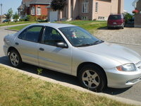 2004 Chevrolet Cavalier Base picture, exterior
