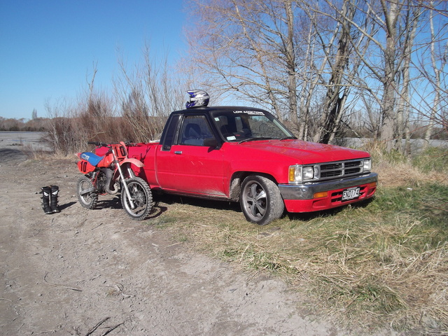 Picture of 1984 Toyota Hilux, exterior