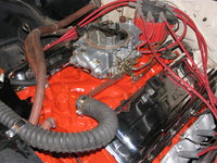 1965 Chevrolet Bel Air picture, engine