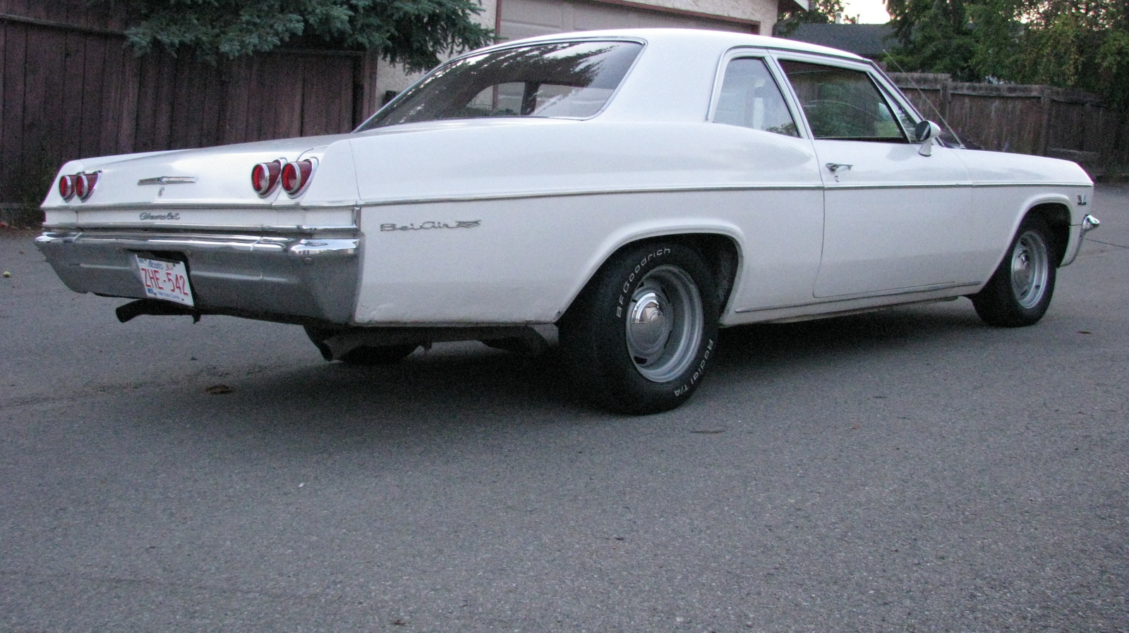1965 Chevrolet Bel Air picture, exterior