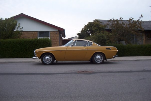 Picture of 1969 Volvo P1800