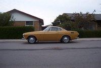 1969 Volvo P1800 Overview