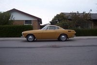 1969 Volvo P1800 Overview