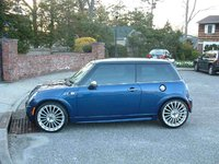 Picture of 2003 MINI Cooper S, exterior, gallery_worthy