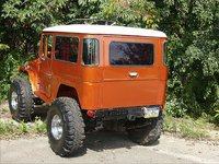 1973 Toyota Land Cruiser Picture Gallery