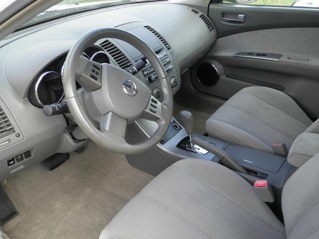 2006 Nissan Altima Interior Pictures Cargurus