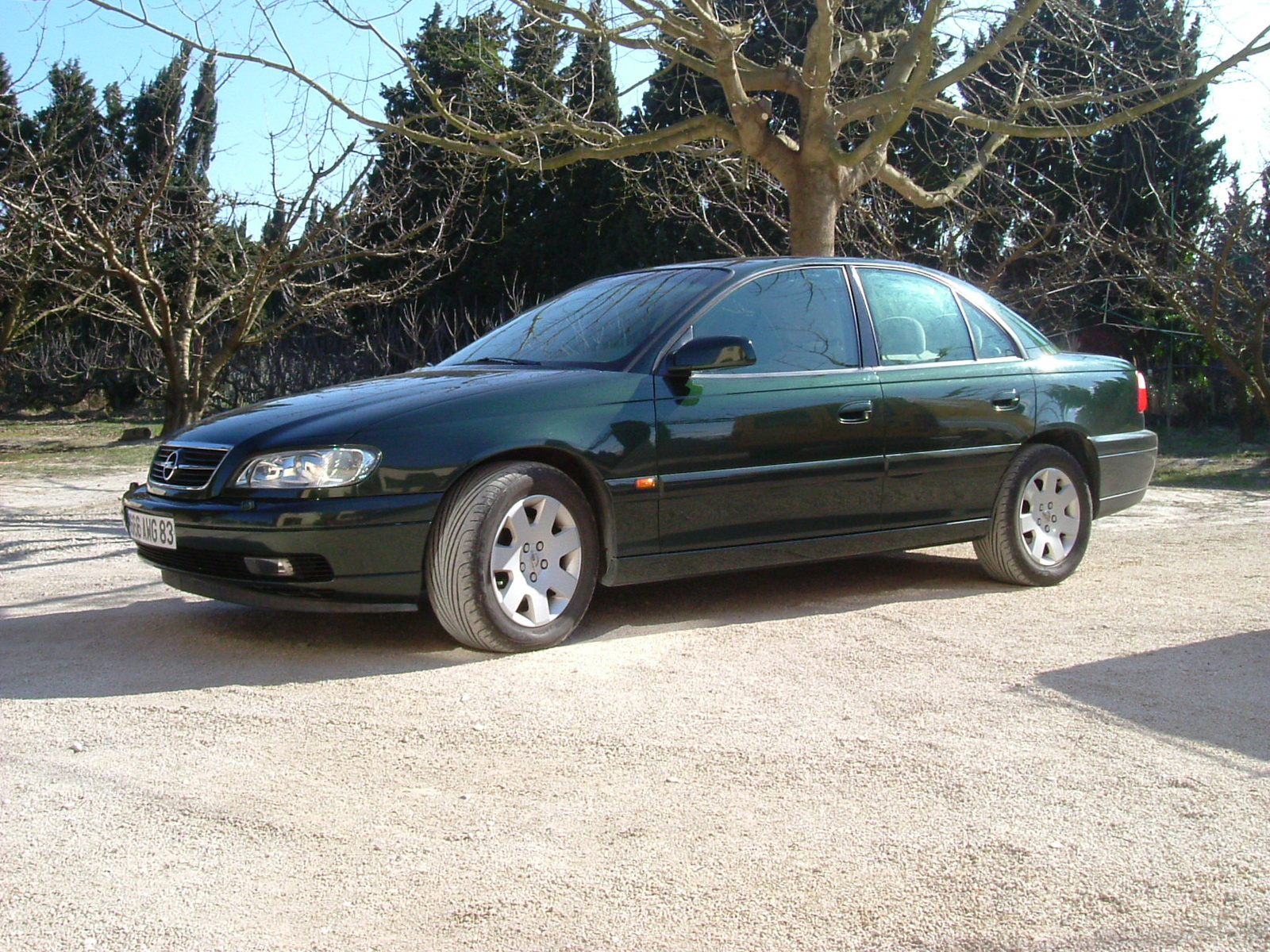 Picture of 2003 Opel Omega